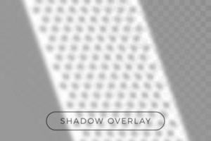 Dotted shadow realistic grey