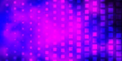 diseño vectorial de color púrpura oscuro con líneas, rectángulos