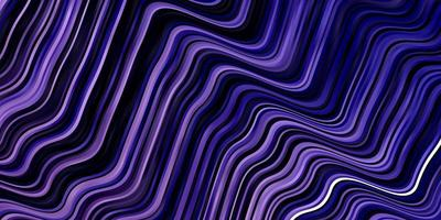 Light Purple vector texture with wry lines.