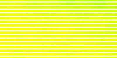 Light Green, Yellow vector template with lines.