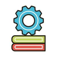 electronic books with gear