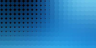 Fondo de vector azul claro con manchas.