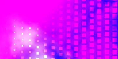 Light Pink, Blue vector background in polygonal style.