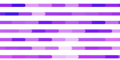 Light Purple vector pattern with lines.