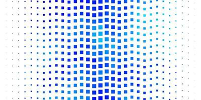 Dark BLUE vector background in polygonal style.