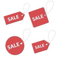 Sale label vector design illustration isolated on white background