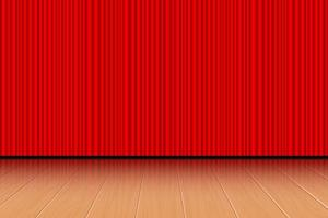 Theater stage background vector design illustration