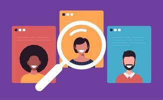 Business HR concept