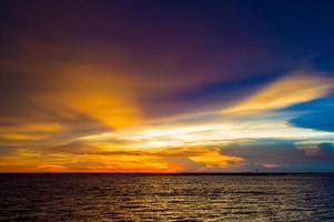 Seascape Before Sunset @ Krabi photo