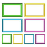 Photo Frame Images vector