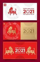 Banner Golden Ox