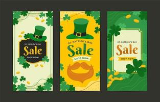 St Patrick's Day Sale Banner