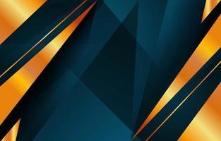 Modern Gold Background vector