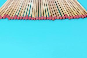 Match palos con espacio de copia