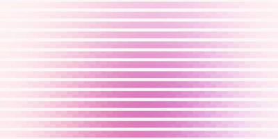 Light Pink vector template with lines.
