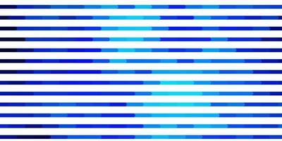 diseño de vector azul claro con líneas.