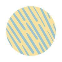 lines organic pattern block style