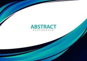 Abstract background dark blue vector