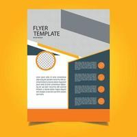 Business Advertisement Flyer Template Design