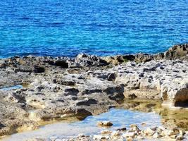 marea durante el día foto