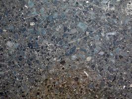 mármol azul rústico foto