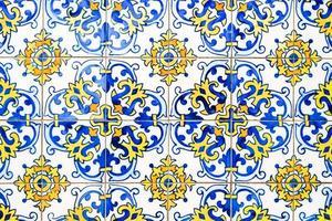 Tile flooring background