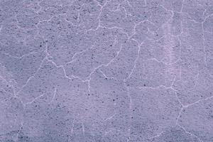 Grieta con textura de mortero foto
