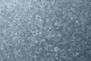 Zinc background pattern