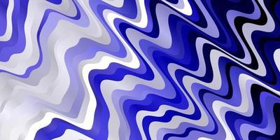 telón de fondo de vector púrpura claro con arco circular.