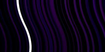 Dark Purple, Pink vector texture with circular arc.