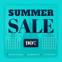 Summer sale social media ads promotions. Business posters of discount offers. Can be used for online media, brochure, flyer, wall advertisement, poster, website media promotion, billboard, apps ads vector