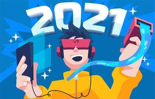 VR Drawing 2021