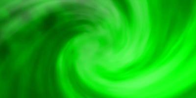 diseño de vector verde claro con celaje.