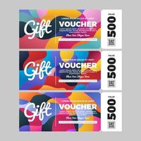 Gift Card Vouchers for Marketing Purposes