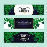 Saint Patrick's Day Banners