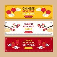 Celebration of Chinese New Year vector
