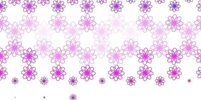 Light Purple, Pink vector backdrop with circular arc.