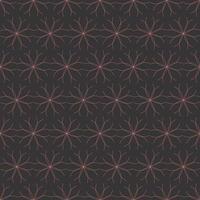 Unique Style Colorful Ornamental Pattern vector