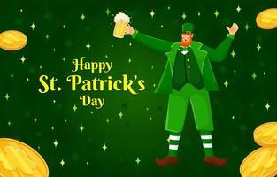 Saint Patrick's Day Illustration vector