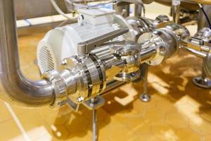 Industrial factory equipment