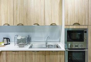 Modern kitchen interior photo