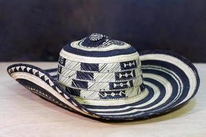 Colombian vueltiao hat photo