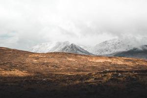 West Scottish highlands