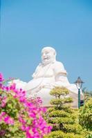 Budda statue in Vietnam