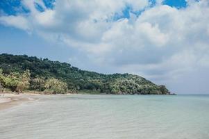 Vietnam beach paradise