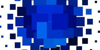 Light BLUE vector texture in rectangular style