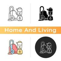 House appliances icon vector