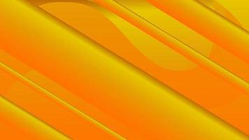 Fondo abstracto de rayas diagonales amarillas