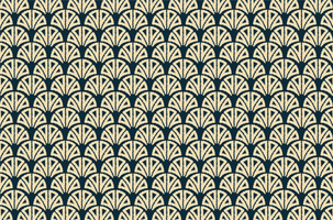 Geometric Art Deco Pattern vector