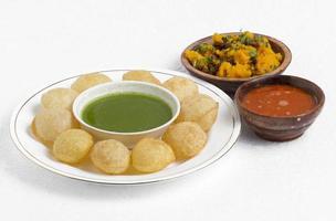 Gol Gappa Indian street food